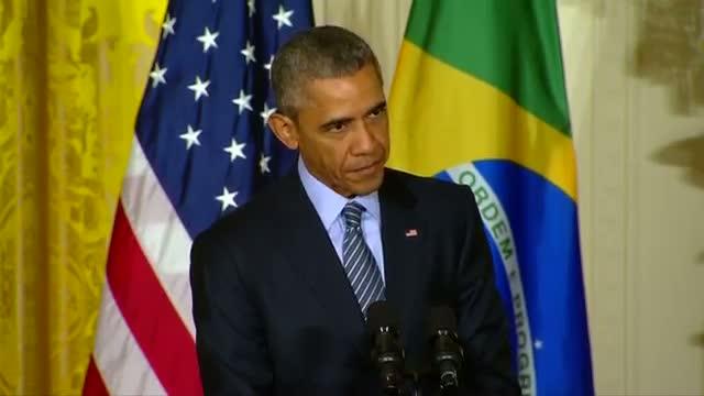 Obama: Greece won't be 'major shock' to U.S. financial system