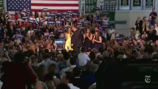Chris Christie Announces Presidential Bid