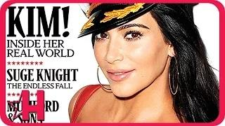 Kim Kardashian Dishes On Brother Rob & Caitlyn Jenner, Covers Rolling Stone