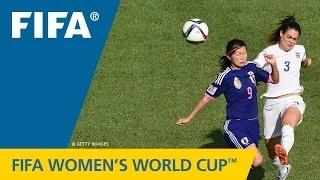 Japan v. England HIGHLIGHTS - FIFA Women's World Cup 2015