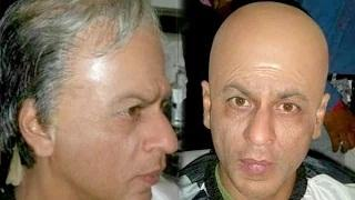 Shahrukh Khan Shocking Bald Picture Goes Viral! Viral WhatsApp