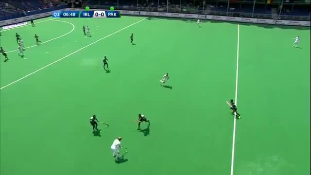Ireland v Pakistan Match Highlights - Antwerp Men's HWL (2015)