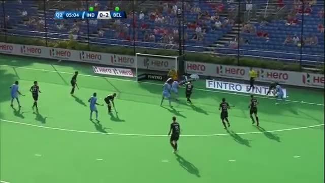 India v Belgium Match Highlights - Antwerp Men's HWL (2015)