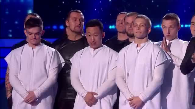 Watch Jamie Raven and UDI go through to the final | Semi-Final 3 | Britain's Got Talent 2015