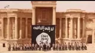 Syria - I.S. Force Child Executioners to Murder 25 Men at Palmyra's Amphitheatre