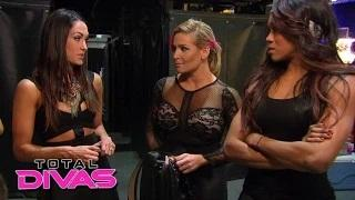The Divas discuss Eva Marie's training: Total Divas Preview Clip, July 7, 2015