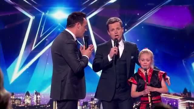 It's final! Calum Scott and Danny Posthill get the news | Semi-Final 5 - Britain's Got Talent 2015