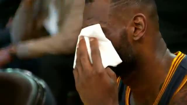 NBA: 2015 NBA Finals: Emotions in Slow Motion