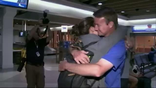 Carli Lloyd Welcomed Home In Philadelphia