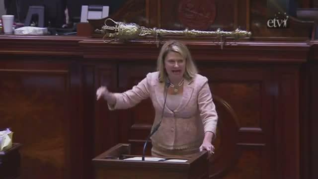 Emotions High During SC Confederate Flag Debate