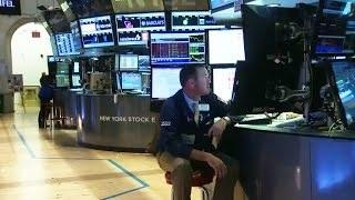 Wake-up call: Tech glitches bring down NYSE, United Airlines - VIDEO