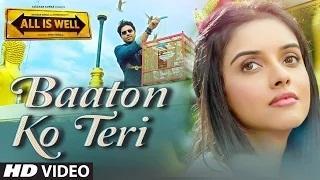 Baaton Ko Teri  Song - Arijit Singh | Abhishek Bachchan, Asin