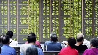 Conversation: The Political Consequences of China's Stock Market Collapse