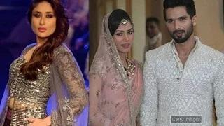 Ex Kareena Kapoor Reacts To Shahid Kapoor & Mira Rajput's Marriage