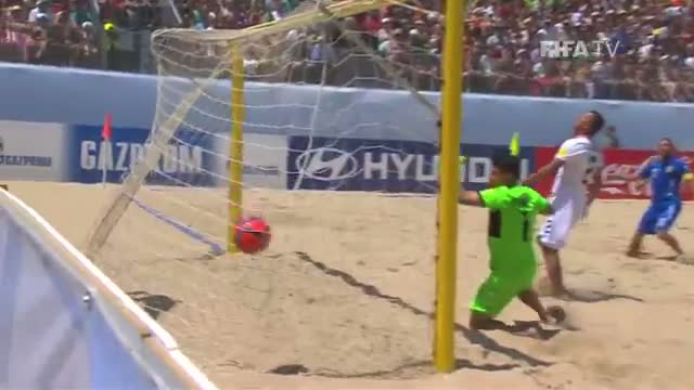 Italy v. Costa Rica HIGHLIGHTS - FIFA Beach Soccer World Cup 2015