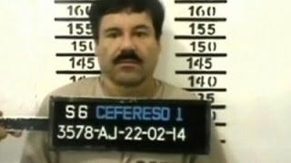 Top Drug Lord Escapes Mexican Prison 2nd Time