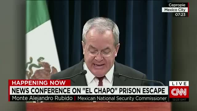 Official: 'El Chapo' escape tunnel had motorcyc...