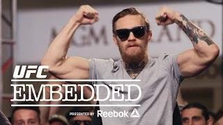 UFC 189 Embedded: Vlog Series - Episode 8
