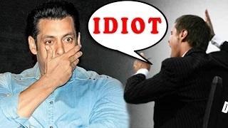 #SalmanKhan Is An IDIOT, Says Director