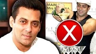 #SalmanKhan QUITS Alcohol | SHOCKING