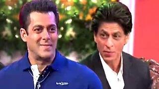 #SalmanKhan PRAISED #Shahrukh On #ComedyNightsWithKapil