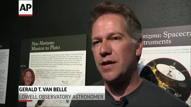 Arizona Astronomers Excited About Pluto Flyby