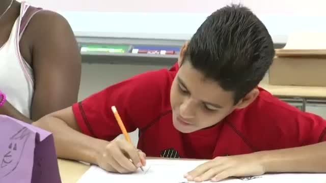 Program Prepares Young Refugees for NYC Schools