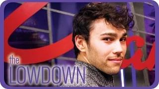 Max Schneider Dance Moves, Terrifying Lesson With Madonna | The Lowdown