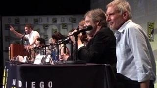 The Exclusive Star Wars Panel At San Diego Comic-Con 2015