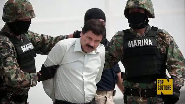Donald Trump Thinks He Could Take Mexican Drug Lord 'El Chapo'