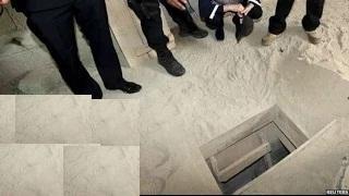 El Chapo Escape: Drug lord 'fled through 1.5 km tunnel'