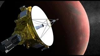 Historic Pluto flyby