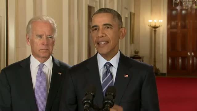 Obama: Deal Built on Verification, Not Trust