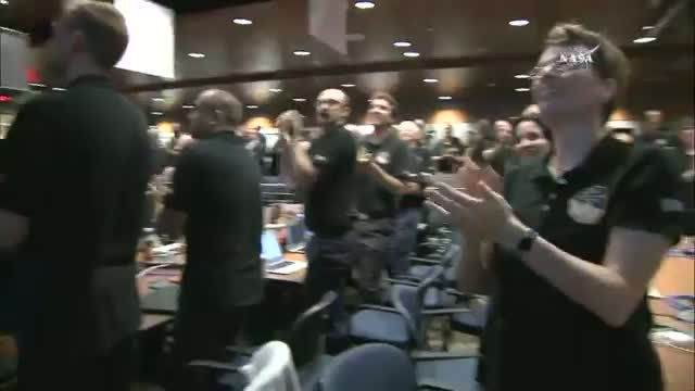 NASA Sees Pluto Up Close with Historic Flyby