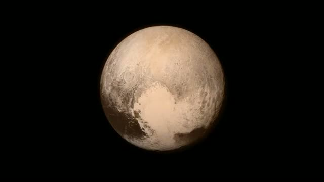 Views of Pluto From New Horizons' Approach