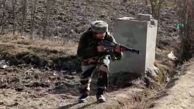 Akhnoor: 1 BSF jawan injured as Pak Rangers violate ceasefire