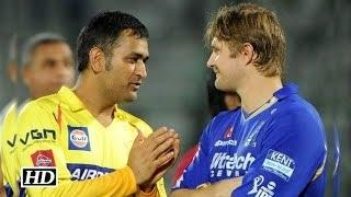 IPL Verdict - CSK, Rajasthan suspended for 2 years from IPL