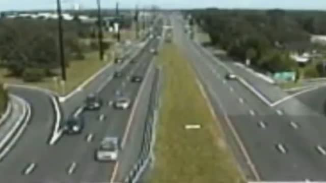 Plane Makes Emergency Landing On NJ Highway