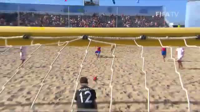 Costa Rica v. Switzerland HIGHLIGHTS - FIFA Beach Soccer World Cup 2015