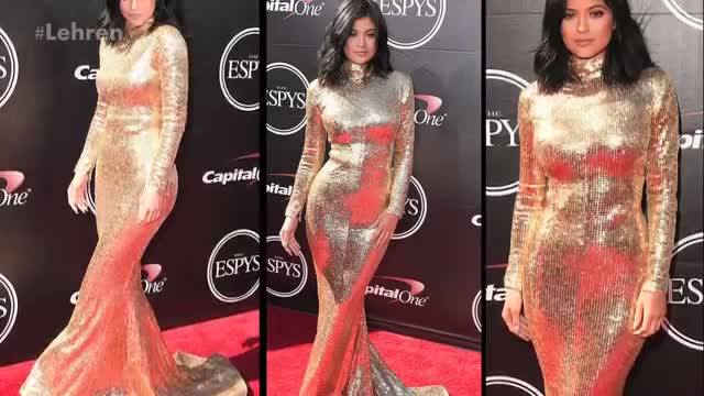 Kendall & Kylie Jenner SIZZLE @ ESPY Awards 2015