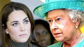 Kate Middleton's CONFLICT With Queen Elizabeth | Prince William, Prince George