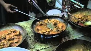 Karahi Gosht Food Street (Lahore Food, Pakistani Food, Desi Khana) - Eid Mubarak
