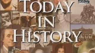Today in History for July 18th Video