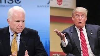 Donald Trump in 2008: I like, respect John McCain