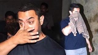 Salman's 'Bajrangi Bhaijaan' Made Aamir CRY Video
