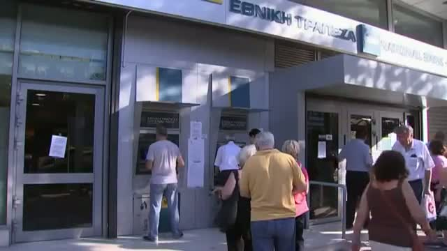 Greek Banks Reopen with New Strict Policies