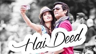 Hai Deed - ( Rahat Fateh Ali Khan) Hero 'Naam Yaad Rakhi' | Jimmy Shergill | Surveen Chawla |