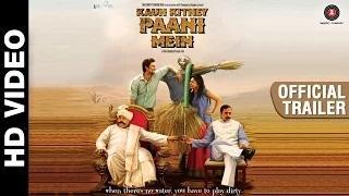 Kaun Kitne Paani Mein Trailer | Kunal Kapoor, Gulshan Grover, Radhika Apte and Saurabh Shukla