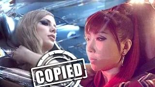 'Bad Blood' COPIED From Korean Music Video | Taylor Swift Copycat!!
