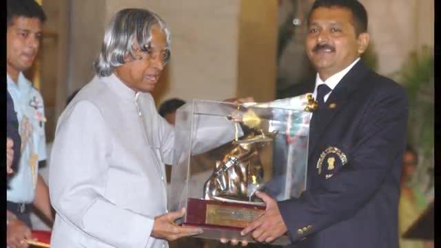 Final Moment Of A.P.J. Abdul Kalam Sir - RIP